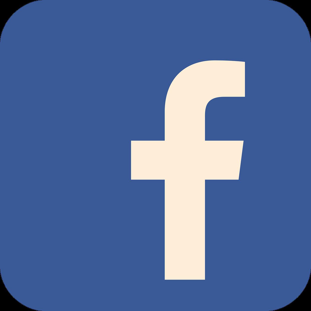 Facebook, logo de la Red Social